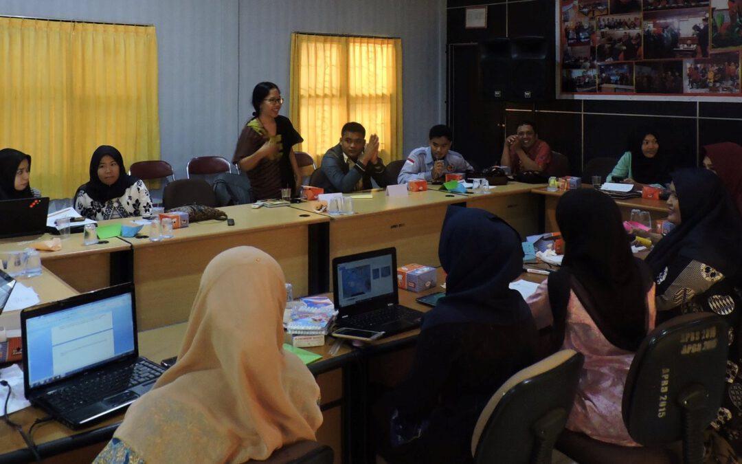Workshop Finalisasi Penyusunan SoP/ Mekanisme Rujukan Penanganan Kasus Kekerasan di Satuan Pendidikan Kota Bengkulu