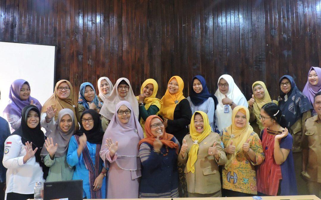 Workshop Penyusunan Standar Pelayanan Minimal Pelaksanaan Kebijakan Perlindungan Perempuan dan Anak Korban Kekerasan